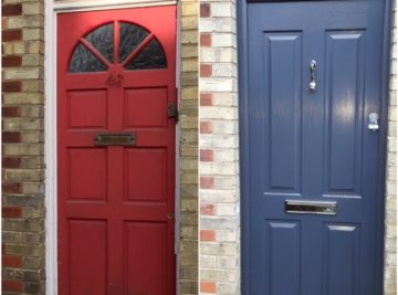 Solidor installation
